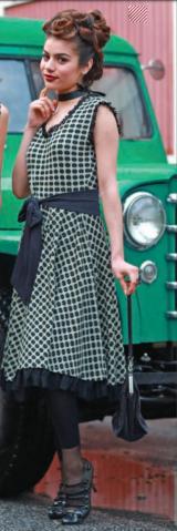 Olives Dress, $110